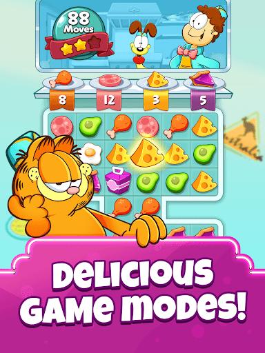 Garfield Food Truck android2mod screenshots 11