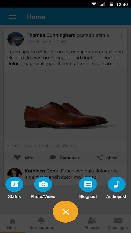 Yookos Mobile- screenshot