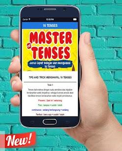 Master Of Tenses - náhled