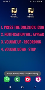 Background Video Recorder Ultimate: Big Red Button App Download For Android 3