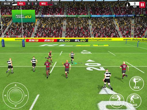 Rugby League 20 1.2.0.47 screenshots 9
