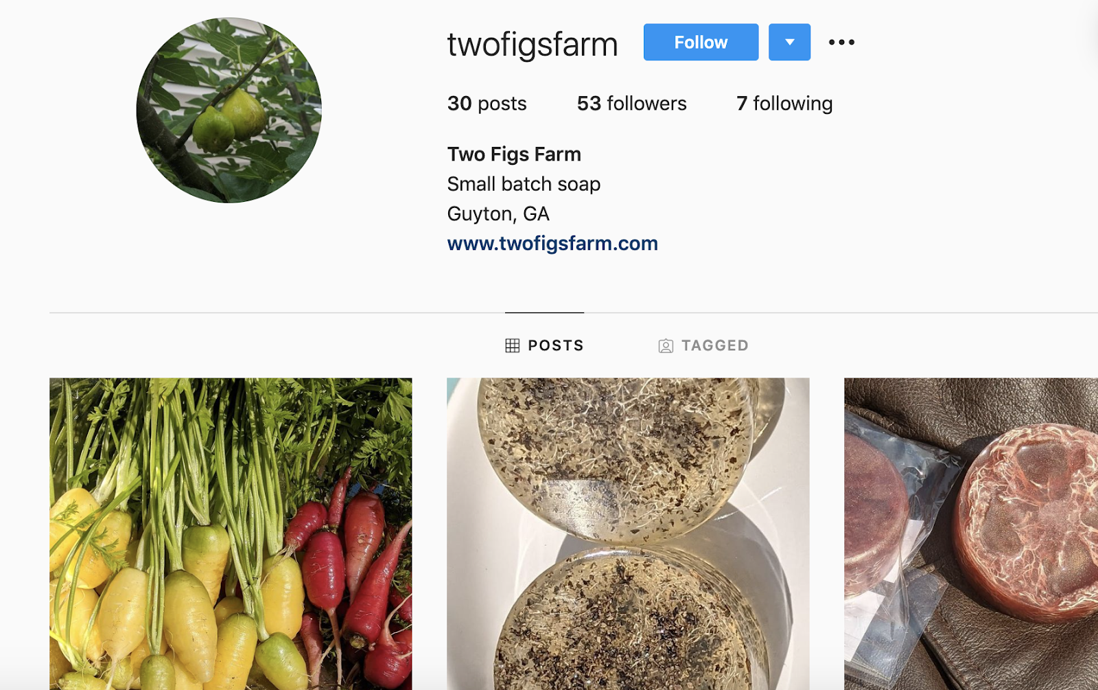 Two Figs Farm | Instagram Profile and Posts