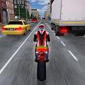 Race the Traffic Moto icon