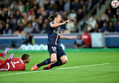 Ibrahimovic présent lors du choc face à Marseille ?