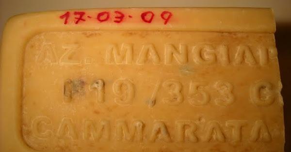 2009-12-05 Ricotta e Caciocavallo Mangiapane