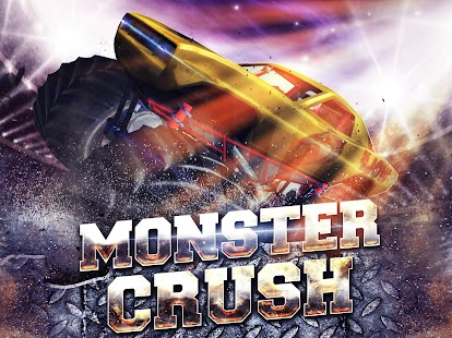 Monster Truck Jam Simulator Extreme Stunts- screenshot thumbnail