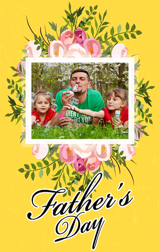 Photo Frames For Fathers Day screenshot 6