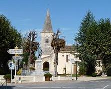 photo de CIVRAC DE BLAYE, Saint Vivien