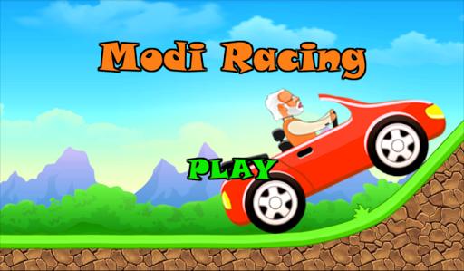 Modi Hill Climb Racing