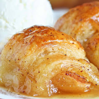 Mountain Dew Apple Dumplings.