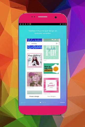 canva app graphic design Photo Editor premium screenshot 1