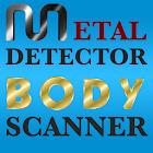 detector de metales - escaner corporal icon