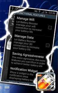 Battery Save Booster Pro - náhled