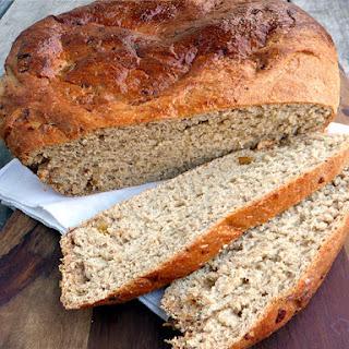 Irish Barmbrack Bread