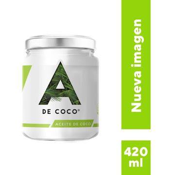 Aceite De Coco A De Coco