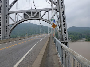 Photo: Bear Mtn. Bridge over the Hudson