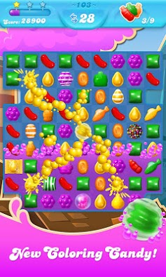 Candy Crush Soda Saga 1.71.3 - Screenshot 2