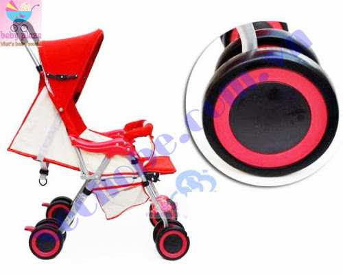 Xe đẩy trẻ em BP25