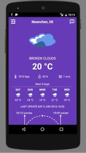 免費下載天氣APP|Wetter Deutsch app開箱文|APP開箱王