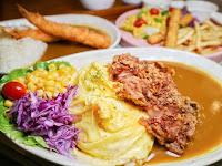 津川咖哩廚房Tsukawa curry(向上北直營店)