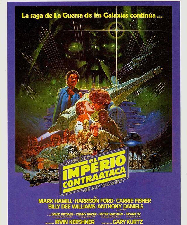 La guerra de las galaxias: El imperio contraataca (1980, Irvin Kershner)