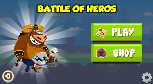 Télécharger Battle of Heroes APK MOD (Astuce) screenshots 1