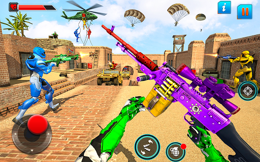 Fps Robot Shooting Games – Counter Terrorist Game 1.0.2 screenshots 1