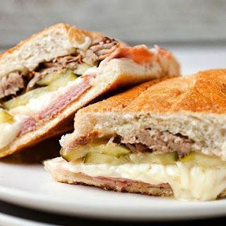 Slow-Cooker Cuban Sandwiches.