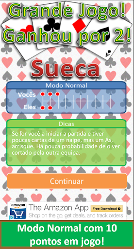 Sueca Portuguesa Gru00e1tis - Jogo de Cartas  screenshots 12