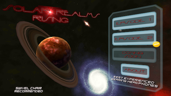 Solar Realms Rising VR- screenshot thumbnail