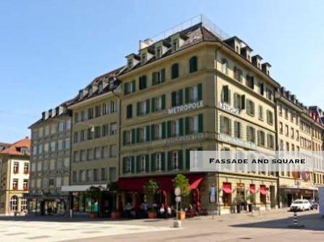 City Hotel Metropole