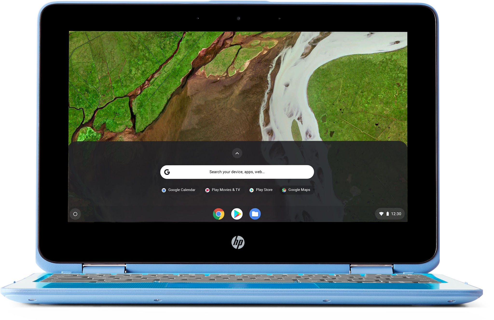 HP Chromebook x360 11 G1 - photo 3