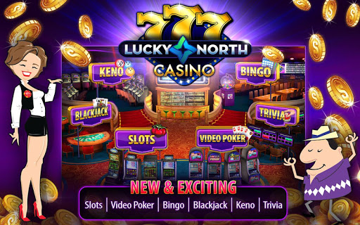 Lucky North Casino - Jackpot