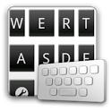 MonochromeBlack keyboard skin icon