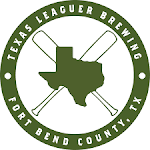 Logo for Texas Leaguer Brewing Company