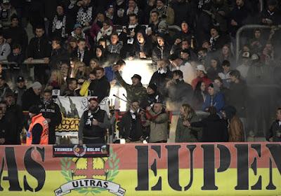 Les supporters d'Eupen contraints d'aller en car au Stayen
