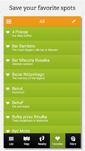 Warsaw guide by locals- screenshot thumbnail