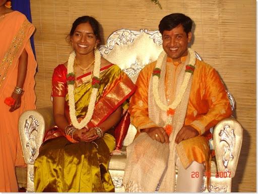 Vanita's Engagement