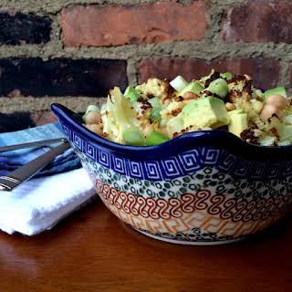 Cauliflower Salad Avocado Recipes.