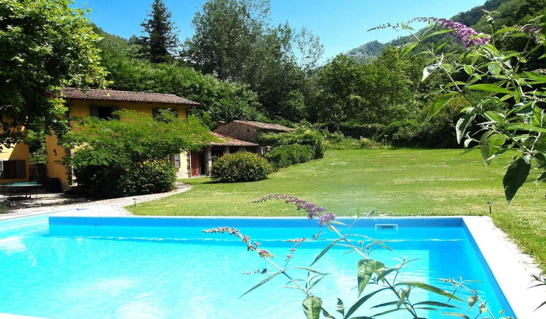 Villa avec jardin Coreglia Antelminelli