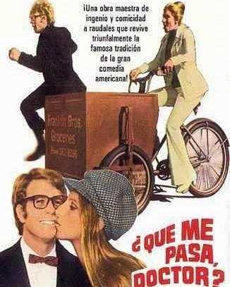 ¿Qué me pasa, doctor? (1972, Peter Bogdanovic)