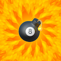 Pool Dynamite: Explosive Game of Snooker Solitaire icon
