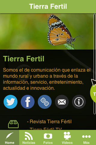 Tierra Fertil- screenshot