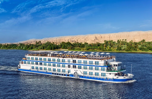 See Luxor and revel in the history of ancient Egypt during a luxury cruise on the river ship Oberoi Philae.