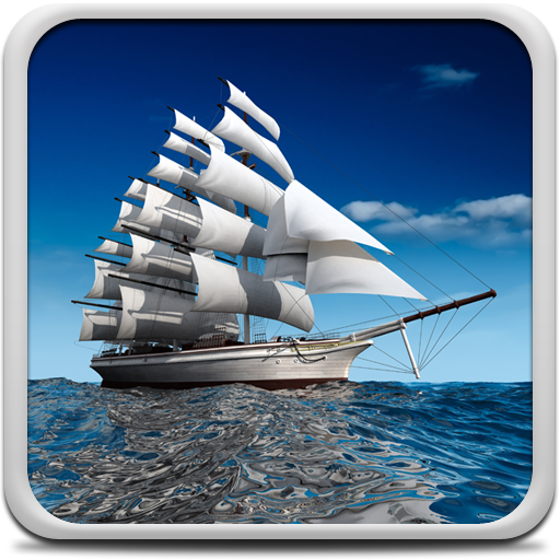 Sailing Ship Live Wallpaper Icon