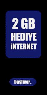 2 GB İnternet Hediyeli Yarışma - náhled
