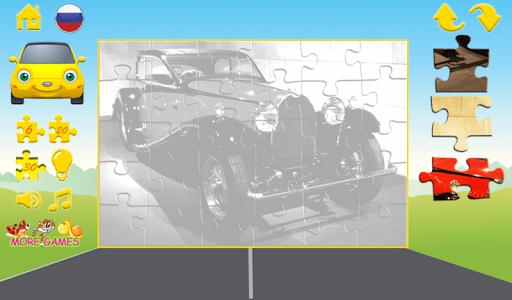 Puzzles cars  screenshots 23