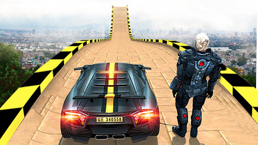 Extreme GT Racing Car Stunts Races screenshots 1