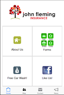 John Fleming Insurance Agency- screenshot thumbnail