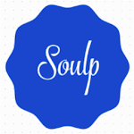 Soulp free video calls and chat icon